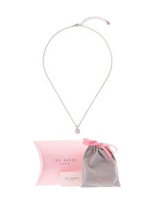 Ted Baker London - Larcha Lunar Pearl -riipus - ROSE GOLD/CRYSTAL/PEARL | Stockmann