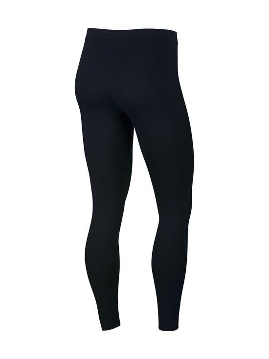Nike - W Sportswear Club -leggingsit - 010 BLACK/WHITE | Stockmann - photo 2
