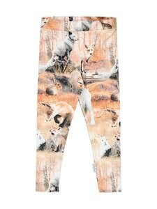 Gugguu - Print-leggingsit - DANCING FOXES | Stockmann