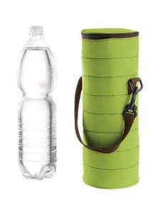 Guzzini - Universal Thermal Bottle Bag Handy -kylmälaukku - 84 LIGHT GREEN | Stockmann