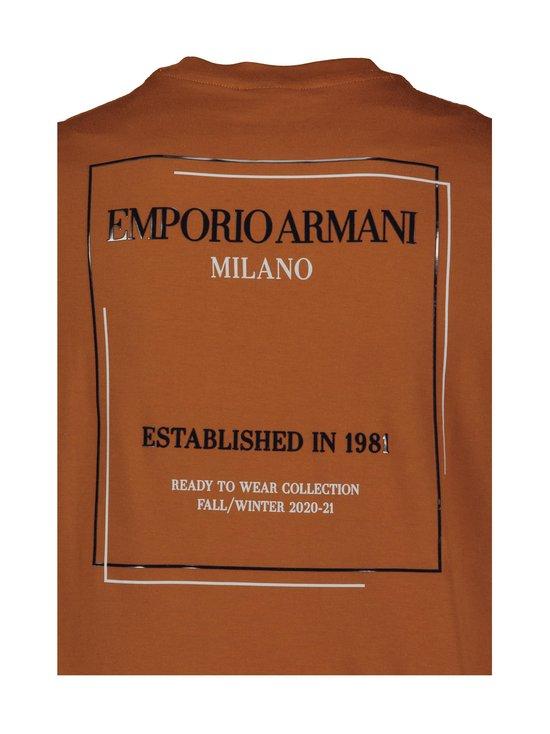 Emporio Armani - T-paita - 0265 RUGGINE | Stockmann - photo 3