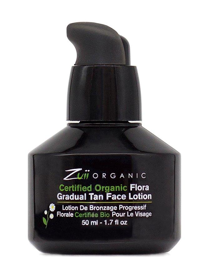 Flora Gradual Tan Face Lotion -itseruskettava kasvovoide 50 ml