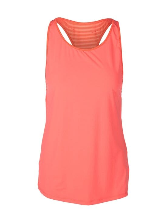 Superdry Sport - Training Strappy Tank -toppi - 3HR NEON RED   Stockmann - photo 1