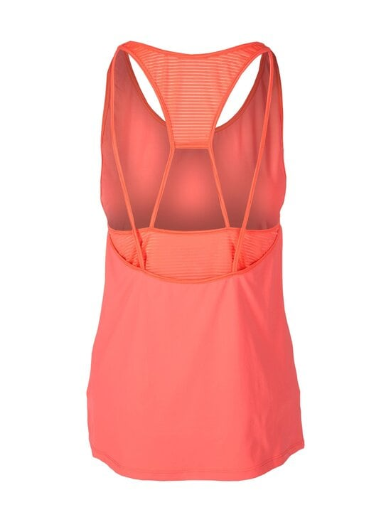 Superdry Sport - Training Strappy Tank -toppi - 3HR NEON RED   Stockmann - photo 2