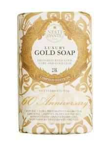 Nesti Dante - 60th Anniversary Luxury Gold Soap -palasaippua - null | Stockmann