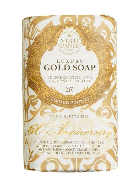 60th Anniversary Luxury Gold Soap -palasaippua
