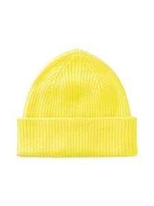 Le Bonnet - Beanie-villapipo - ACID YELLOW | Stockmann