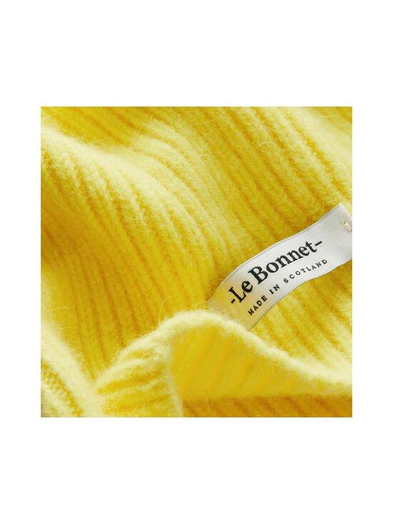 Le Bonnet - Beanie-villapipo - ACID YELLOW   Stockmann - photo 2