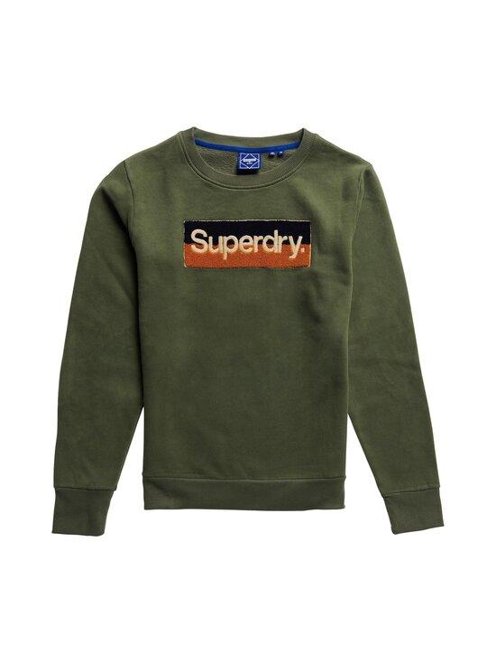 Superdry - Core Logo Workwear Crew -collegepaita - M6B FOUR LEAF CLOVER | Stockmann - photo 1