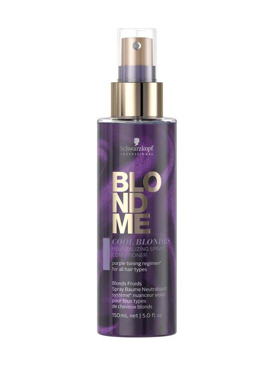 Schwarzkopf Blond Me - Blond Me Cool Blondes Spray Conditioner -hoitosuihke 150 ml - NOCOL | Stockmann - photo 1