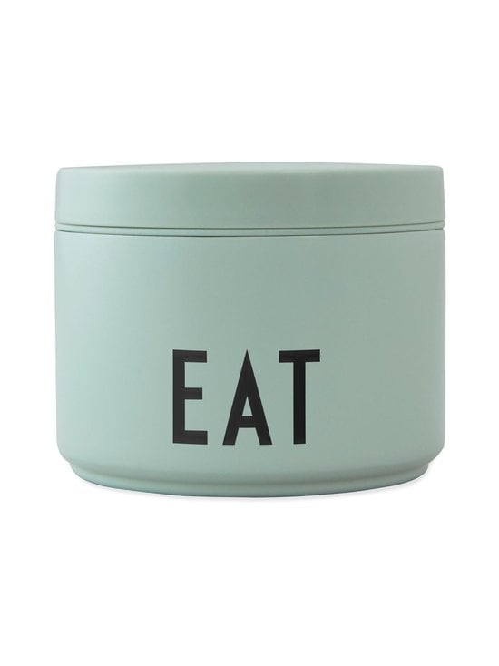 Design Letters - Thermo Lunch Box Small -eväsrasia - GREEN   Stockmann - photo 1