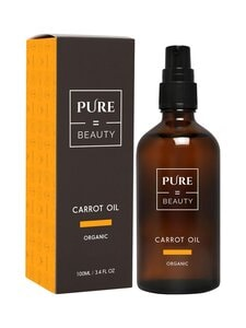 Pure=Beauty - Carrot Oil Organic -porkkanaöljy 100 ml | Stockmann