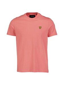 Lyle & Scott - Plain T-Shirt -paita - W429 PUNCH PINK | Stockmann