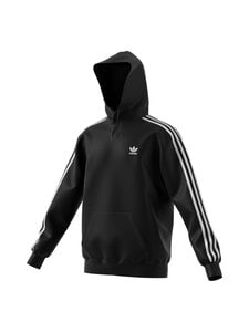 adidas Originals - 3-Stripes Hoodie -huppari - BLACK BLACK   Stockmann