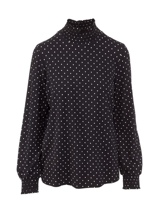 NOOM - Rafaela-paita - BLACK/WHITE DOT PRINT | Stockmann - photo 1