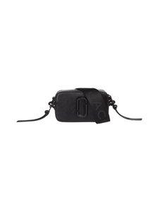 Marc Jacobs - Snapshot DTM Small Camera Bag -nahkalaukku - 001 BLACK | Stockmann