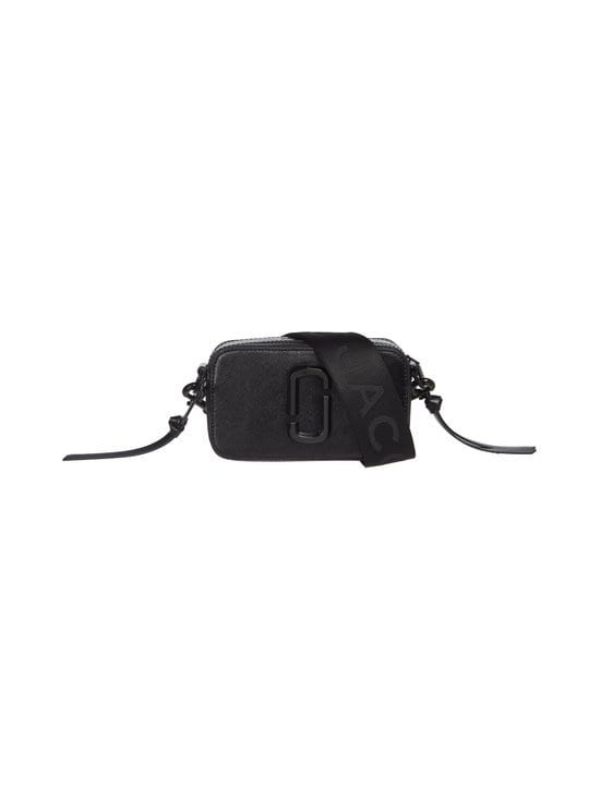 Marc Jacobs - Snapshot DTM Small Camera Bag -nahkalaukku - 001 BLACK   Stockmann - photo 1