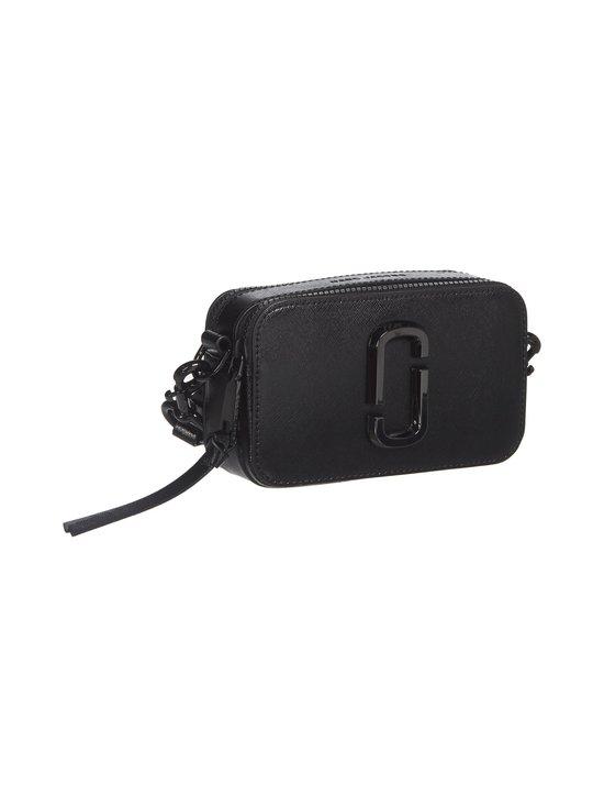 Marc Jacobs - Snapshot DTM Small Camera Bag -nahkalaukku - 001 BLACK   Stockmann - photo 2