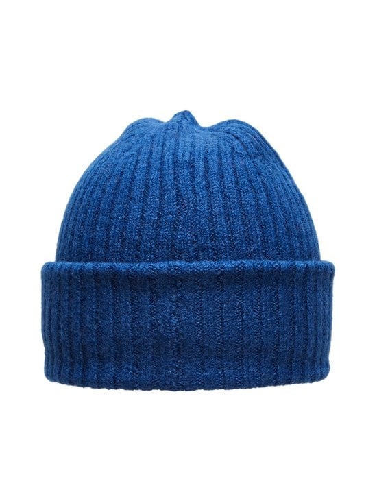 Selected - SlhMerino Cardigan Beanie -villapipo - ESTATE BLUE | Stockmann - photo 2