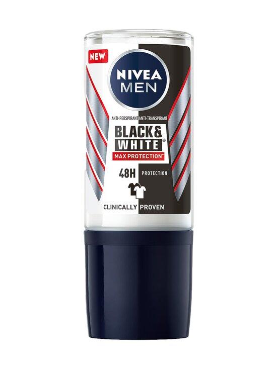 NIVEA MEN - Black & White Men Max Protection -antiperspirantti 50 ml - NOCOL   Stockmann - photo 1