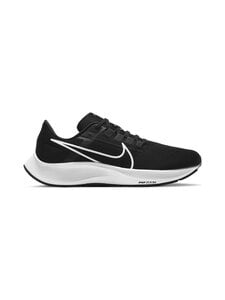 Nike - Air Zoom Pegasus 38 -juoksukengät - 002 BLACK/WHITE-ANTHRACITE-VOLT | Stockmann