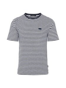 J.Lindeberg - Charles Stripe T-shirt -paita - 6855 JL NAVY   Stockmann