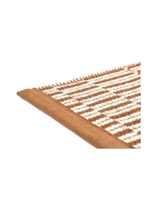 VM-Carpet - Duo Latua -matto - 7173 WHITE/COPPER WHITE/COPPER   Stockmann - photo 2