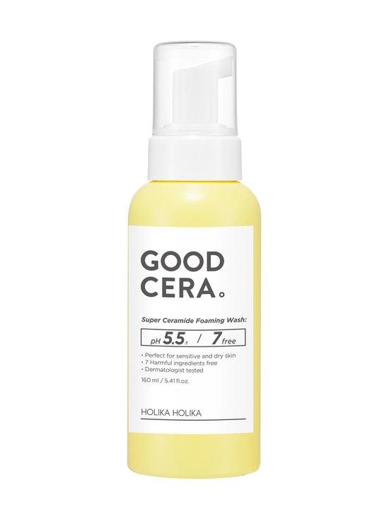 Holika Holika - Good Cera Super Ceramide Foaming Wash -puhdistusaine 160 ml - NOCOL   Stockmann - photo 1