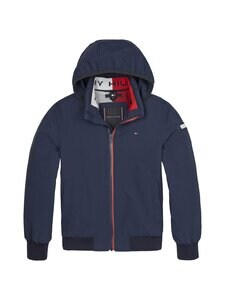 Tommy Hilfiger - ESSENTIAL JACKET -takki - C87 TWILIGHT NAVY | Stockmann