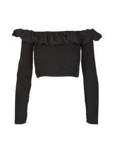 NA-KD - Off Shoulder -toppi - BLACK | Stockmann