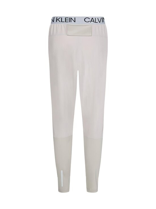 Calvin Klein Performance - Mix Fabric Pant -housut - GREY   Stockmann - photo 2
