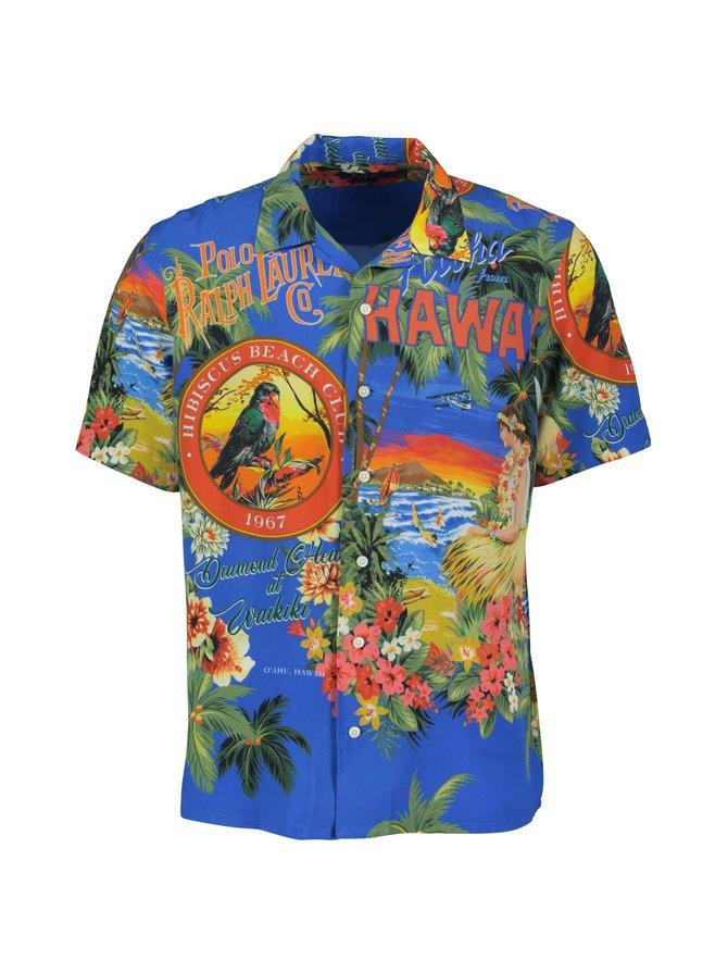 Sport Shirt -kauluspaita