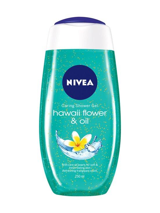 NIVEA - Hawaii Flower & Oil Caring Shower Gel -suihkugeeli 250 ml - null | Stockmann - photo 1