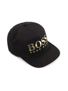 Hugo Boss Kidswear - Lippalakki - 09B BLACK | Stockmann