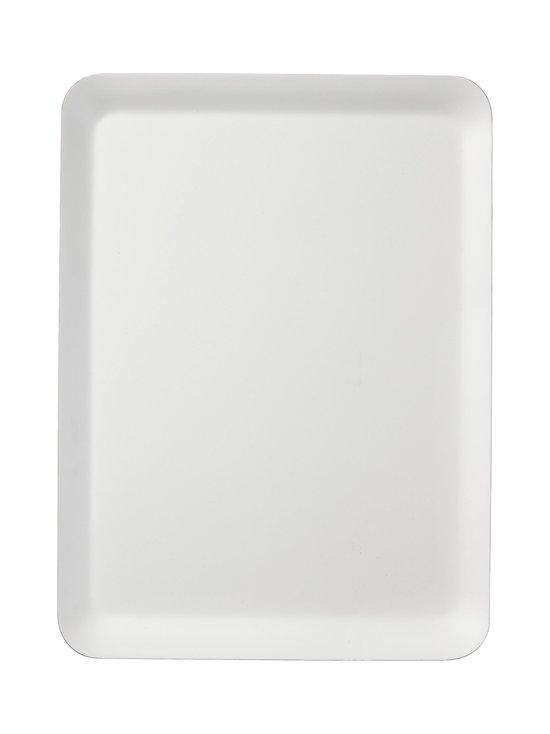 Casa Stockmann - Sera-tarjotin 34,5 x 25,5 cm - WHITE | Stockmann - photo 1
