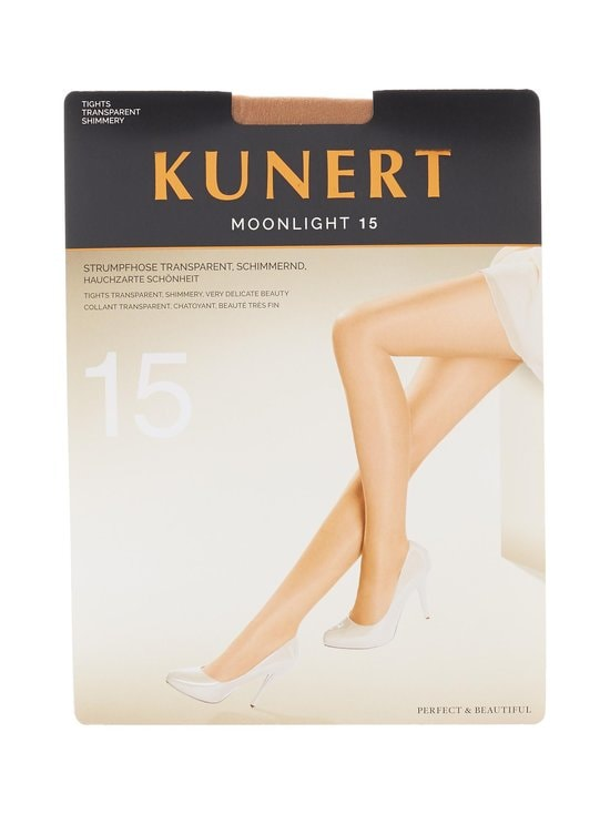 Kunert - Moonlight 15 den -sukkahousut - CASHMERE | Stockmann - photo 1