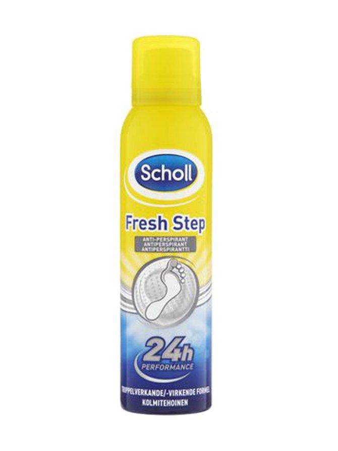 Fresh Step -virkistävä jalkasuihke 150 ml