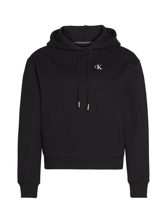 Calvin Klein Jeans - CK Embroidery -huppari - BAE CK BLACK | Stockmann - photo 1
