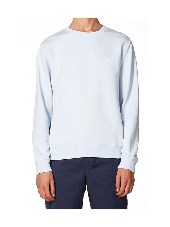 A.P.C - Collegepaita - IAB LIGHT BLUE | Stockmann - photo 3
