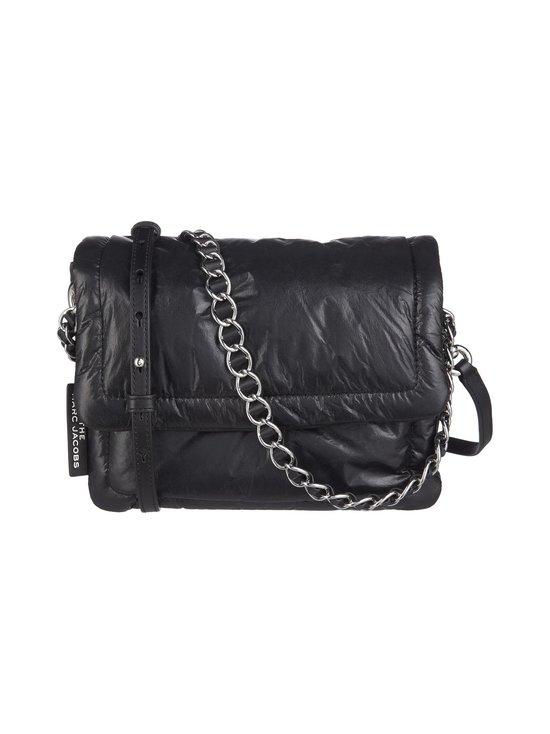 Marc Jacobs - The Pillow Bag -nahkalaukku - BLACK | Stockmann - photo 1