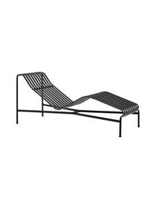 HAY - Palissade Chaise Longue -lepotuoli 65,5 x 70 x 164,5 cm - ANTHRACITE | Stockmann