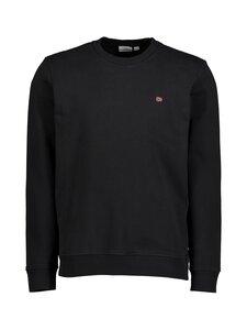 Napapijri - Balis Crew Sweater -collegepaita - 041 BLACK   Stockmann