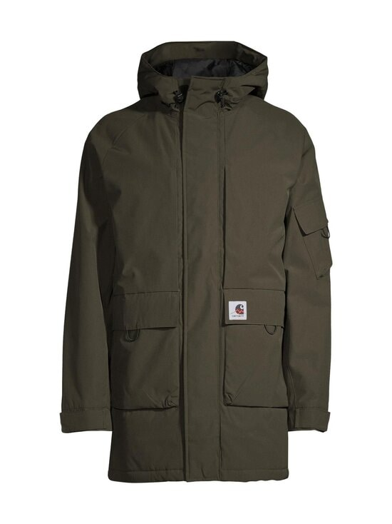 Carhartt WIP - Bode Parka -takki - CYPRESS | Stockmann - photo 1