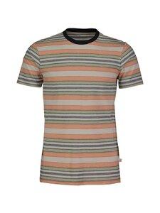Knowledge Cotton Apparel - Alder Striped -paita - 1320 ABRICUT BUFF | Stockmann