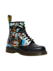 Dr. Martens - 1460 Basquiat -nahkakengät - BLACK BLACK | Stockmann