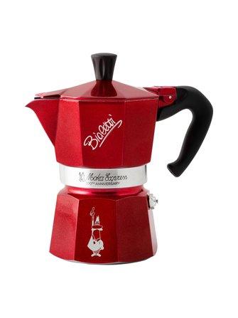 3-cup suede Express espresso machine
