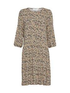 Moss Copenhagen - Mabea 3/4 Dress -mekko - BLACK FLOWER | Stockmann