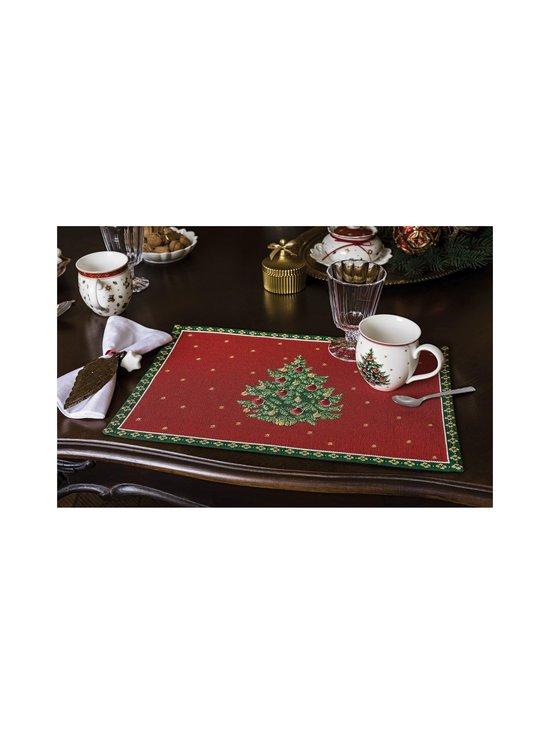 Villeroy & Boch - Toys Delight Gobelin Tree -tabletti 32 x 48 cm - RED   Stockmann - photo 2