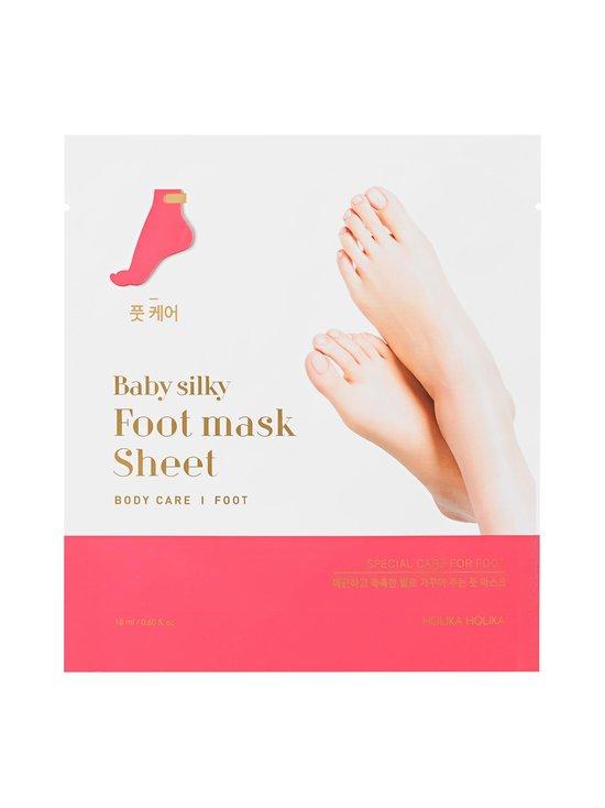 Holika Holika - Baby Silky Foot Mask Sheet -jalkanaamio 18 ml - NOCOL | Stockmann - photo 1