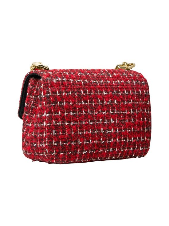 Michael Michael Kors - Soho Small Tweed Shoulder Bag -laukku - 683 BRIGHT RED | Stockmann - photo 2
